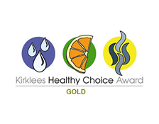 Kirklees Healthy Choice Award Gold
