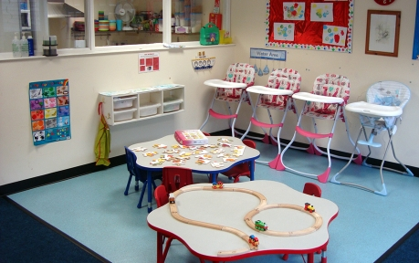 Baby Meal Area